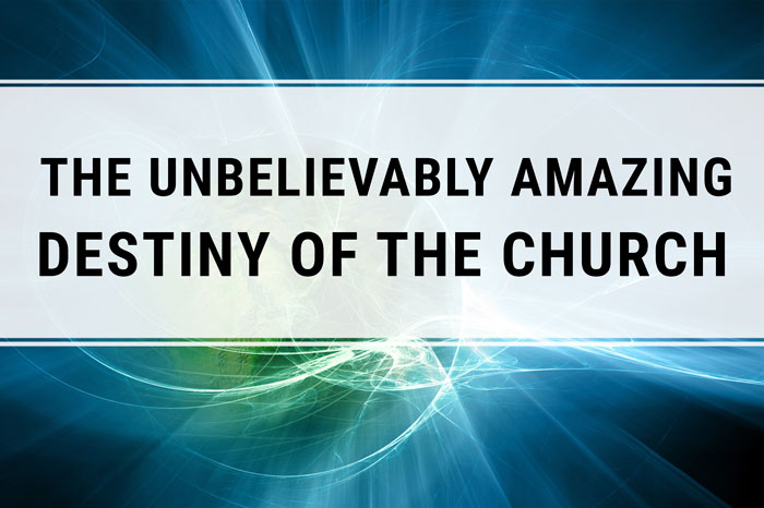 The destiny of the Church
