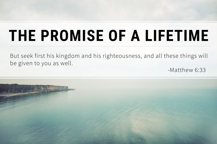 The Promise of a Lifetime