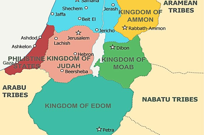 5. The Rebellion of the Moabites (2 Kings 3:1-12) | Bible.org