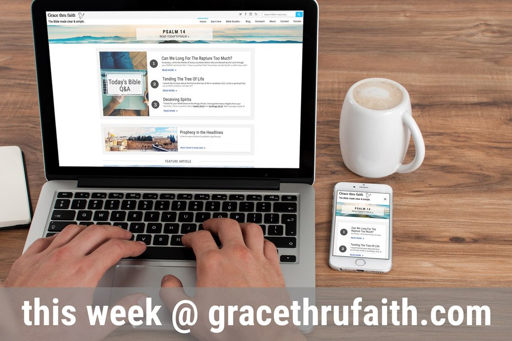 this week at gracethrufaith