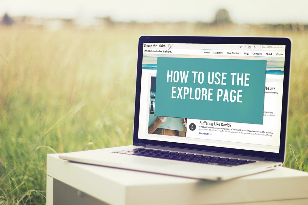 Video: How to use our Explore Page